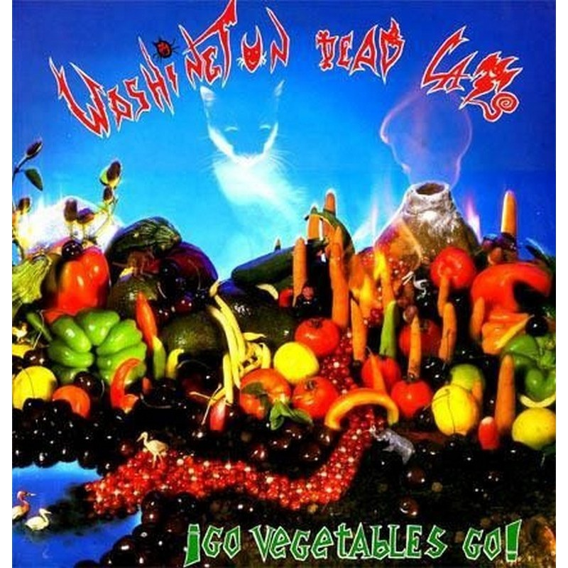 Washington Dead Cats - Go Vegetables Go !