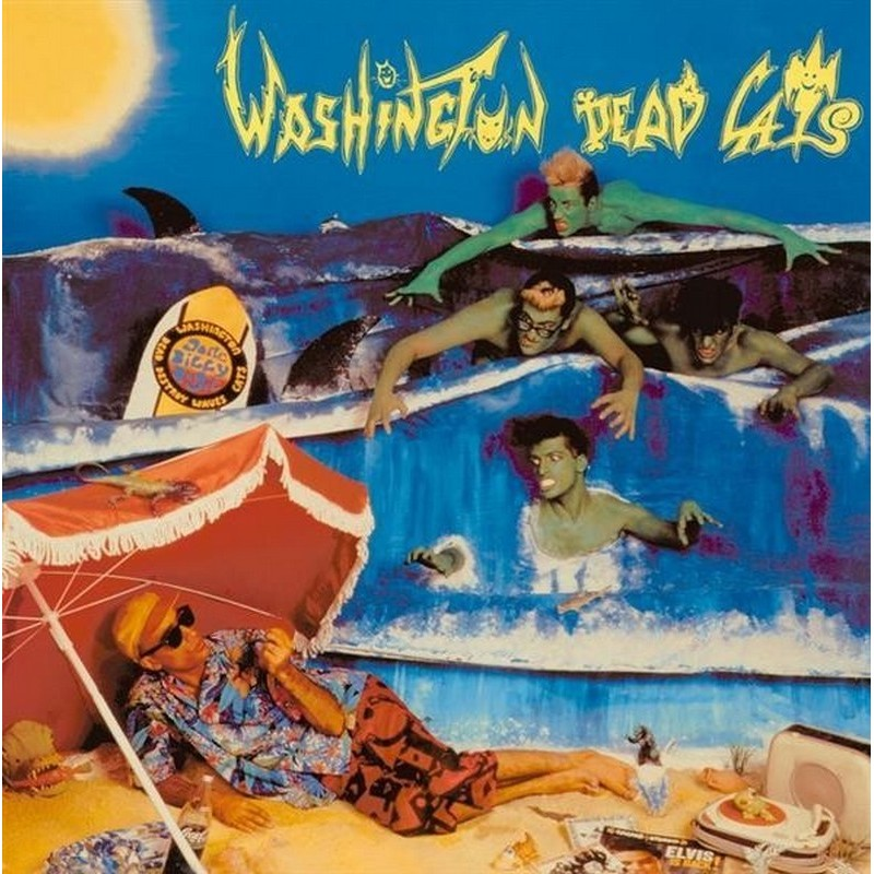 Washington Dead Cats - Gore A Billy Boogie !