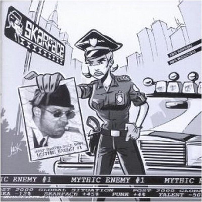 Skarface - Mythic Enemy 1
