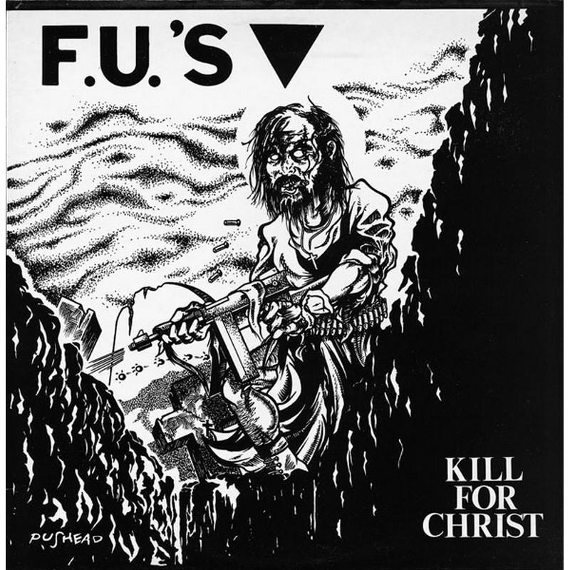 F.U.S - Kill For Christ / My America