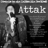 Attak / Shit Sa - Sonidos De Una Barcelona Enferma