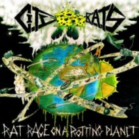 City Rats - Rat Race On A Rotting Planet