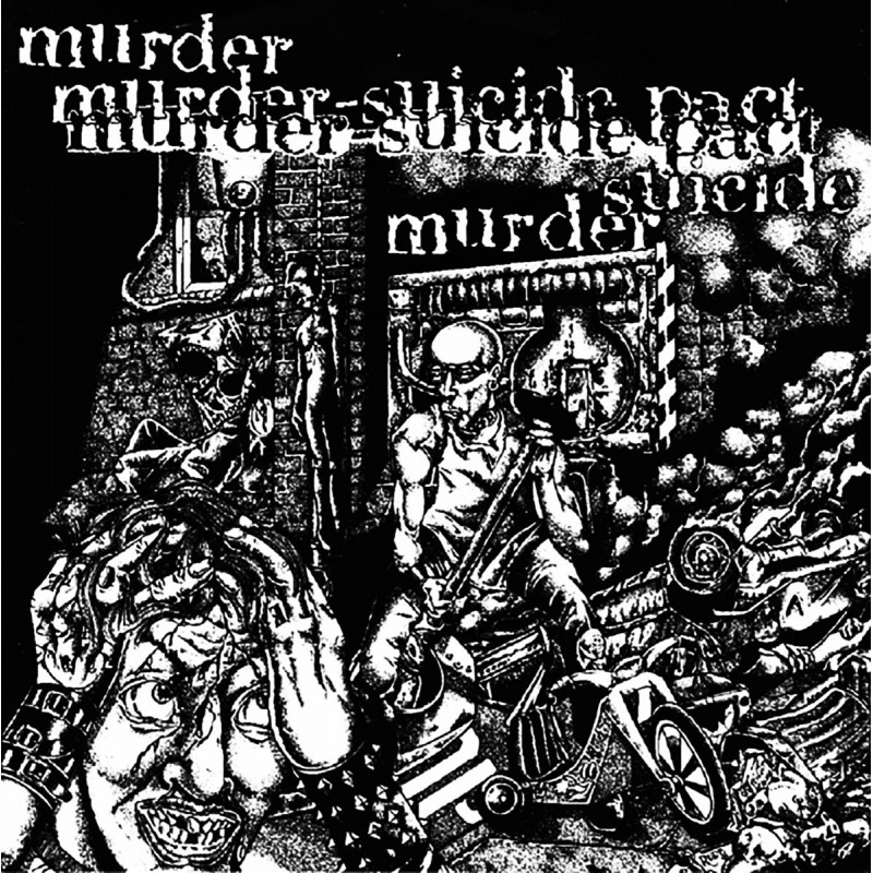 Murder Suicide Pact - Murder Suicide Pact