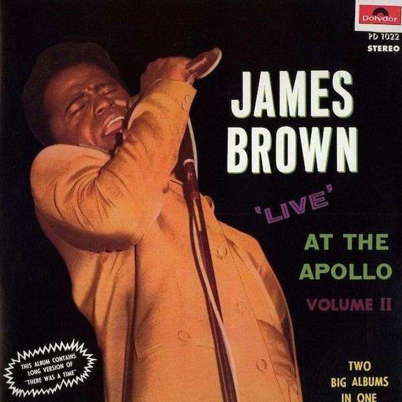 Brown, James - Live At The Apollo Vol.2
