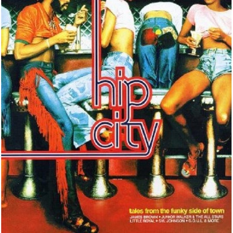 Various Hip City - Tales From Funky Side Of Town
