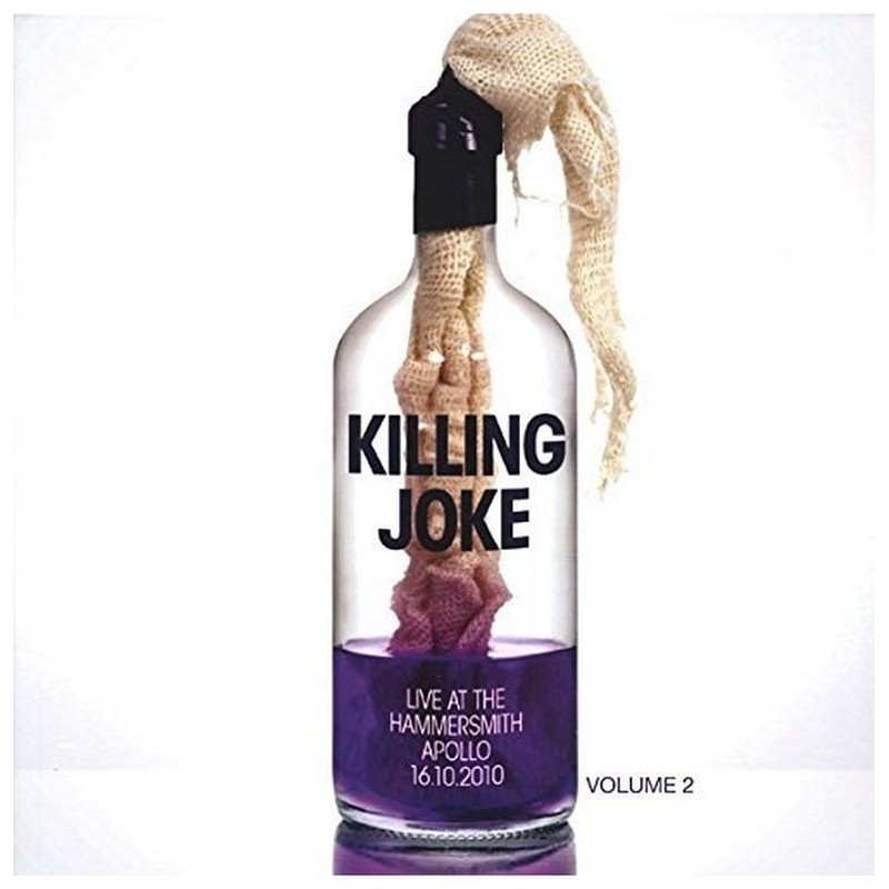 Killing Joke - Live At The Hammersmith Apollo 16 10 10 (Part 2)