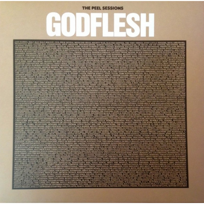 Godflesh - The Peel Sessions