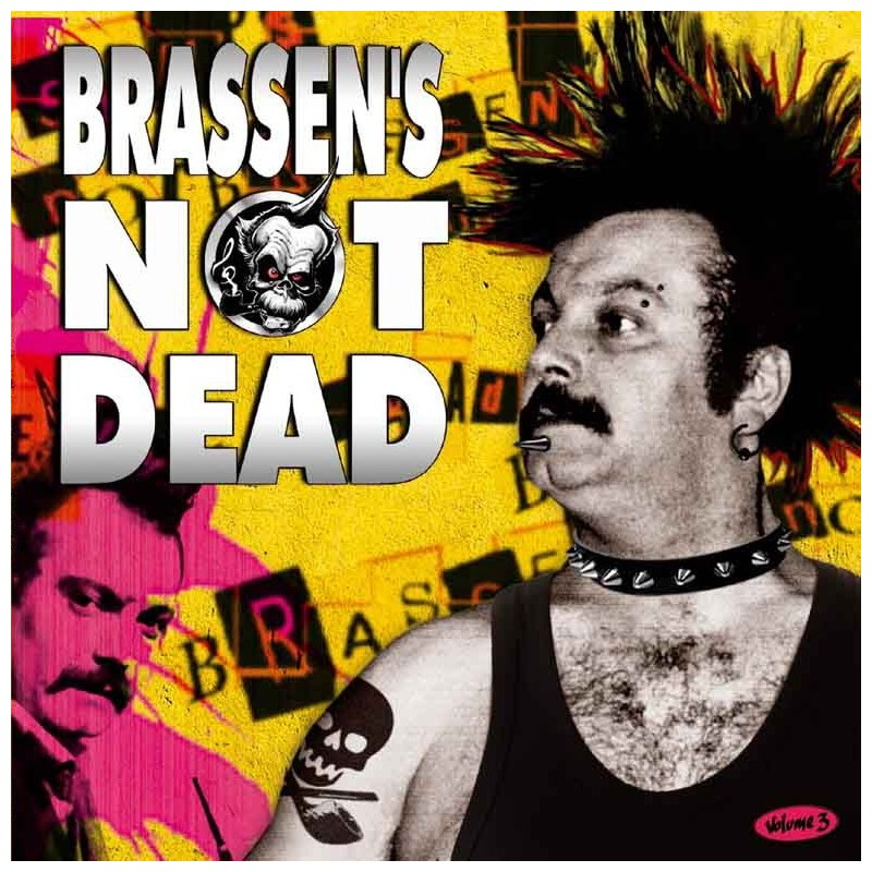 BRASSEN'S NOT DEAD - Volume 3