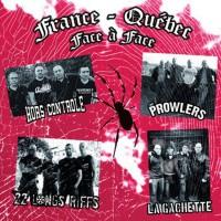 Various FRANCE QUEBEC - Face à face