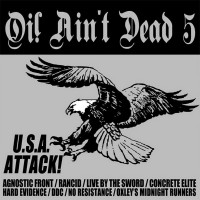 Various Oi! Ain't Dead 5 U.S.A. Attack !