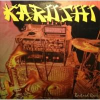 KARUSHI - Bastard Rock