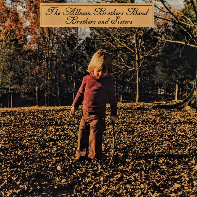 ALLMAN BROTHERS, THE - Brothers And Sisters