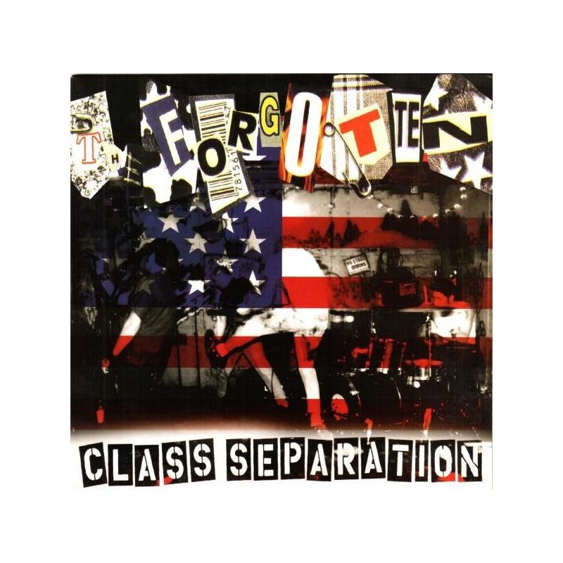FORGOTTEN, The - Class Separation