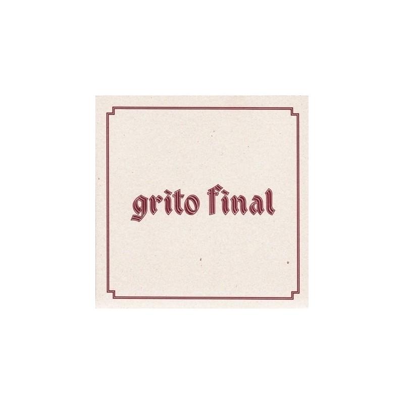 GRITO FINAL - Ser Soldado / Bairro Da Fome