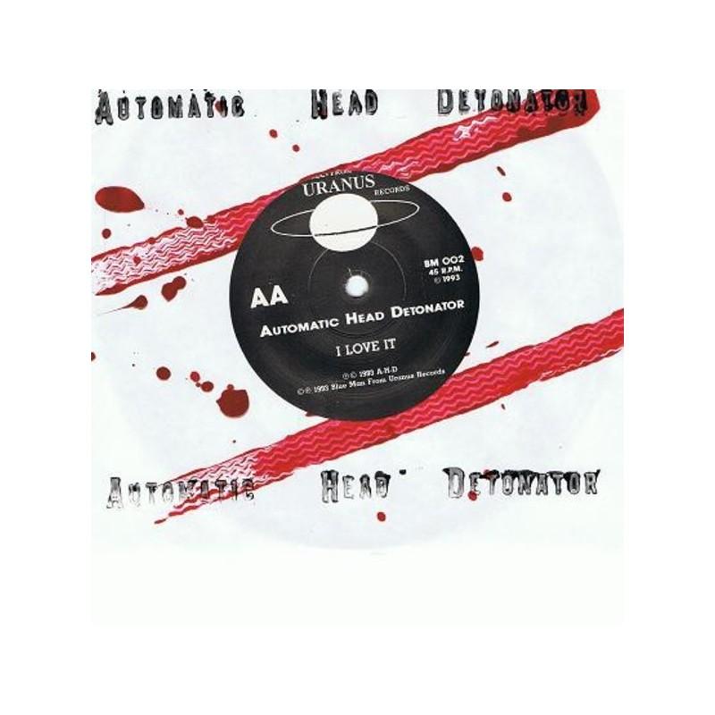 AUTOMATIC HEAD DETONATOR - Road Kill / I Love It