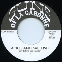 ACKEE AND SALTFISH - Girl Behind The Counter