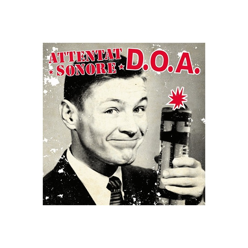 ATTENTAT SONORE / D.O.A. - Split